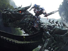 Optimus Prime, nuevo poster de Transformers: Age of Extinction
