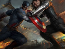 Se revelan dos escenas post-créditos de Captain America: The Winter Soldier