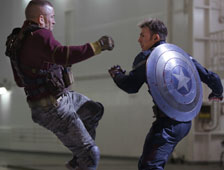 Vea los primeros diez minutos de Captain America: The Winter Soldier!