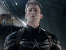 Chris Evans casi rechazó Captain America por Fantastic Four
