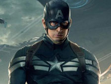 Captain America: The Winter Soldier rompiendo récords de taquilla