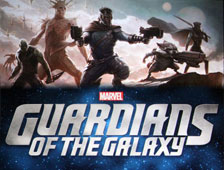 Marvel presenta el primer videoclip de Guardians of the Galaxy