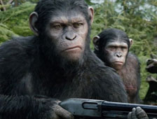 Dawn of the Planet of the Apes revela 10 nuevas fotos