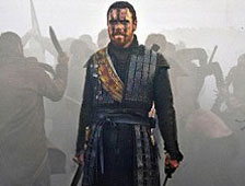 Primer vistazo: Michael Fassbender en Macbeth de William Shakespeare