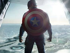 Captain America: The Winter Soldier sigue predominando en la taquilla, Transcendence de Johnny Depp fracasa