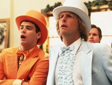 Jim  Carrey y Jeff Daniels se dan una ducha en una nueva foto de Dumb and Dumber To