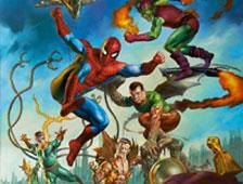 Los créditos de la canción de The Amazing Spider-Man 2 revela equipo de villanos de Sinister Six