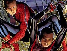 Productor dice que Miles Morales nunca será Spider-Man