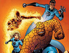 Primeras fotos del set de Fantastic Four
