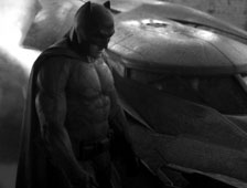 Fotos: Ben Affleck llega al set de Detroit de Batman vs Superman