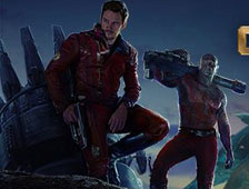 Nuevo poster de Guardians of the Galaxy muestra a Star-Lord y Drex