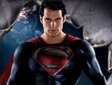 Primer vistazo a Henry Cavill en el set de Superman v Batman: Dawn of Justice