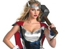 Marvel anuncia que Thor será una mujer