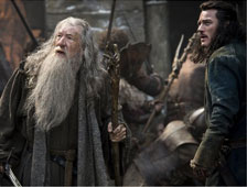 Poster de The Hobbit: The Battle of the Five Armies llega en linea