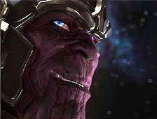 Primera imagen de Josh Brolin como Thanos en Guardians of the Galaxy