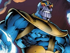 Thanos NO forma parte de Avengers: Age of Ultron