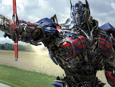 Transformers: Age of Extinction supera los mill millones de dólares en taquilla