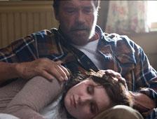 Primeras fotos de la película de zombies Maggie con Arnold Schwarzenegger