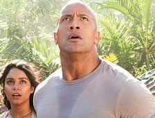 Dwayne Johnson a regresar para dos nuevas secuelas de Journey to the Center of the Earth