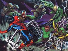 Foto: Marc Webb revela el arte conceptual de Sinister Six, el spin-off de The Amazing Spider-Man