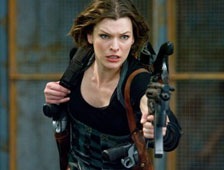 Milla Jovovich está embarazada, Resident Evil: The Final Chapter se retrasa