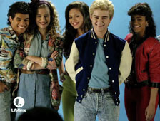 Tráiler de la película de Lifetime, Saved By the Bell