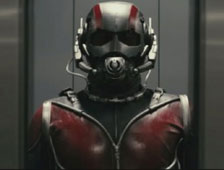 "Primer vistazo a Paul Rudd en ""Ant-Man"" de Marvel"
