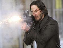 Primera imagen de Keanu Reeves en el thriller de acción John Wick