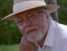 "Nueva foto del set de ""Jurassic World"" en honor a Richard Attenborough"
