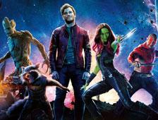 Guardians of the Galaxy sigue en cabeza, los nuevos estrenos no tienen mucho éxito