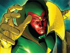 Nuevo arte concepto muestra a Vision de Avengers: Age of Ultron