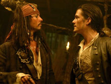 Orlando Bloom podría regresar para Pirates of the Caribbean 5