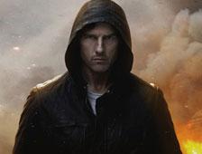 Foto: Tom Cruise, Simon Pegg, Jeremy Renner y Ving Rhames en el set de Mission: Impossible 5