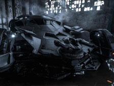 El Batmobile robado del set de Batman v Superman: Dawn of Justice, Zack Snyder sabe quién lo hizo