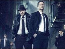 Fotos: El actor de Gotham Ben McKenzie lesionado en el set