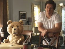 "Primer Vistazo: Mark Wahlberg en el set de ""Ted 2"""