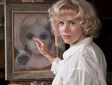 Tráiler de la película de Tim Burton, Big Eyes, con Amy Adams y Christoph Waltz