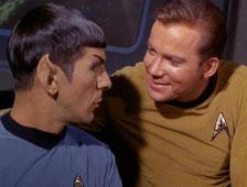 ¿Volverán William Shatner y Leonard Nimoy en Star Trek 3?