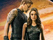 Nuevo tráiler de la película de ciencia ficción Jupiter Ascending, con Channing Tatum y Mila Kunis
