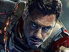 Robert Downey Jr insinua su regreso en Iron Man 4