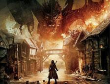 Primer poster de personaje de The Hobbit: The Battle of the Five Armies