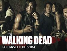 Los primeros cuatro minutos de la quinta temporada de The Walking Dead