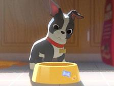 Teaser del cortometraje de animación Feast de Disney