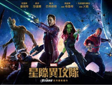 """Guardians of the Galaxy"" está luchando en China debido a subtítulos terrible"