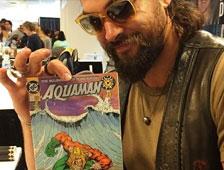 Primeros comentarios de Jason Momoa acerca de protagonizar en Aquaman