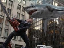 Revelan la ubicación de Sharknado 3