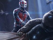 Primera imagen de Evangeline Lilly como Hope Pym en el set de Ant-Man de Marvel