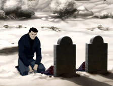 Fotos: ¿Veremos el funeral de los padres de Bruce Wayne en Batman v Superman: Dawn of Justice?