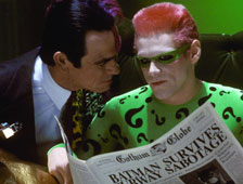 Jim Carrey dice que Tommy Lee Jones le odiaba durante el rodaje de Batman Forever