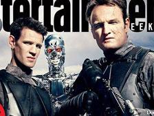 El guion gráfico de Terminator Genisys desvela una  escena de batalla